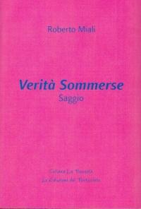 La copertina di Verità Sommerse